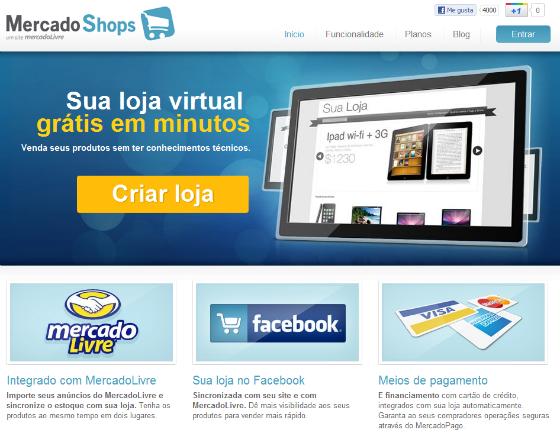 cc502c11b No Mercado Shops os procedimentos para abrir uma Loja virtual são muito  práticos e intuitivos