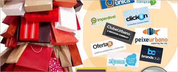 Os dez sites de vendas mais acessados no Brasil